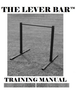 lever bar cover BW